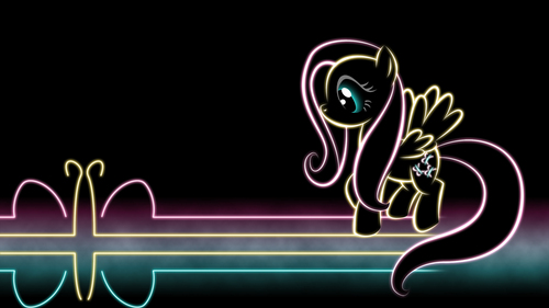 MLP Glow Wallpapers - my-little-pony-friendship-is-magic Wallpaper