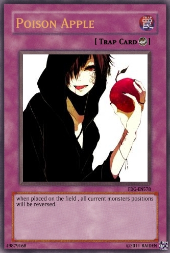 MY YU-GI-OH CARDS