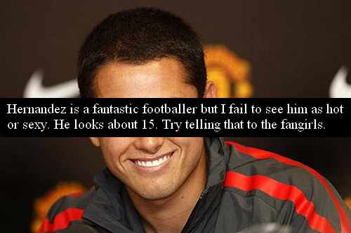 Manchester United Confessions