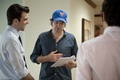 Margin Call - Behind the Scenes - zachary-quinto photo