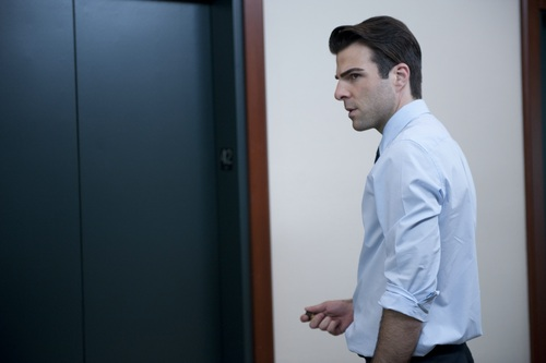 Zachary Quinto fondo de pantalla entitled Margin Call - Stills