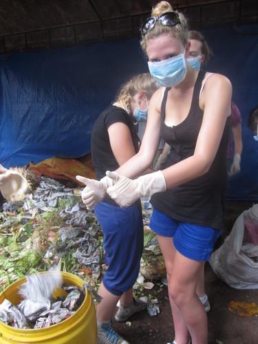 Margot in the Philippines