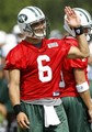 Mark Sanchez - NY Jets Training - mark-sanchez photo