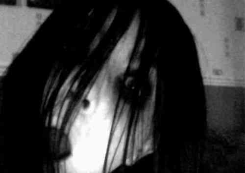 Me as the grudge