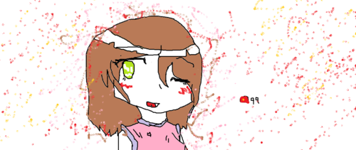 Me!i draw it!!