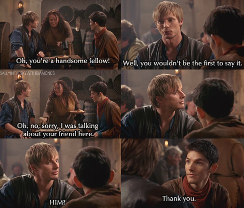 Merlin & Arthur :D