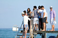 Michelle Rodriguez on a Yacht in Saint Tropez - May 22, 2011 - michelle-rodriguez photo