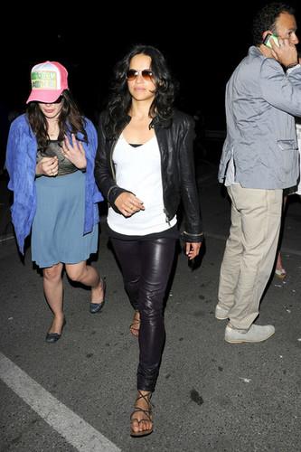 미셸 로드리게즈 바탕화면 possibly with a hip boot called Michelle Rodroguez at the VIP Room in Cannes. - May 20, 2011