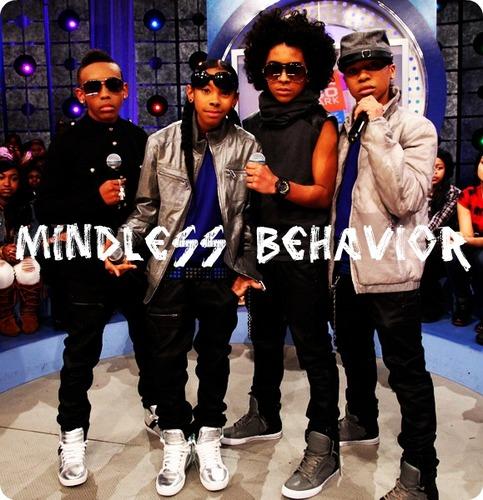 Mindless Behavior <33