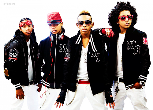Mindless Behavior wallpaper entitled Mindless Behavior Mrs.Right