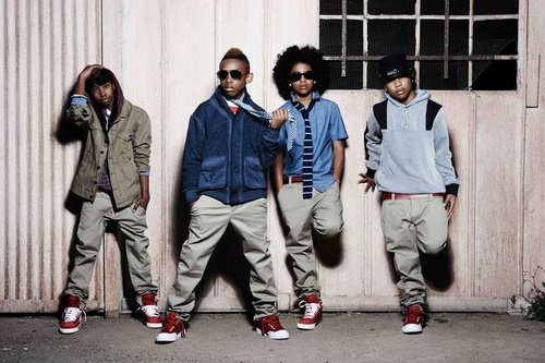 Mindless Behavior is the best