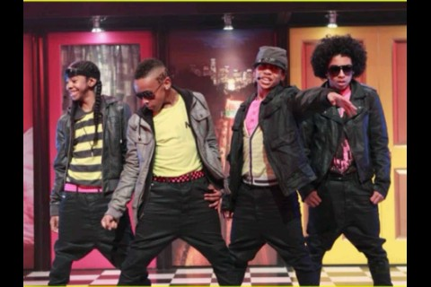 Mindless Behavior on So 랜덤