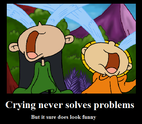 Codename: Kids successivo Door wallpaper containing Anime entitled più KND Demotivational Posters