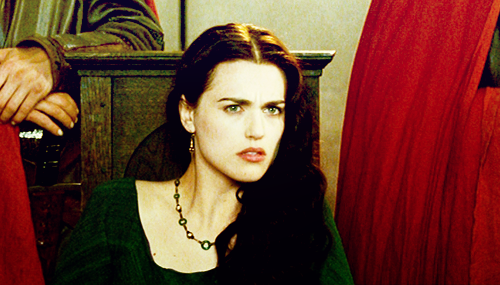 The Girls From BBC Merlin wallpaper entitled Morgana <3