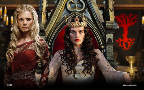 Morgause.