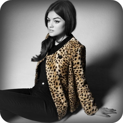 My Edit (credit) - lucy-hale Photo