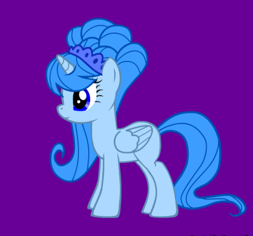 My Little poney Version... (Me)