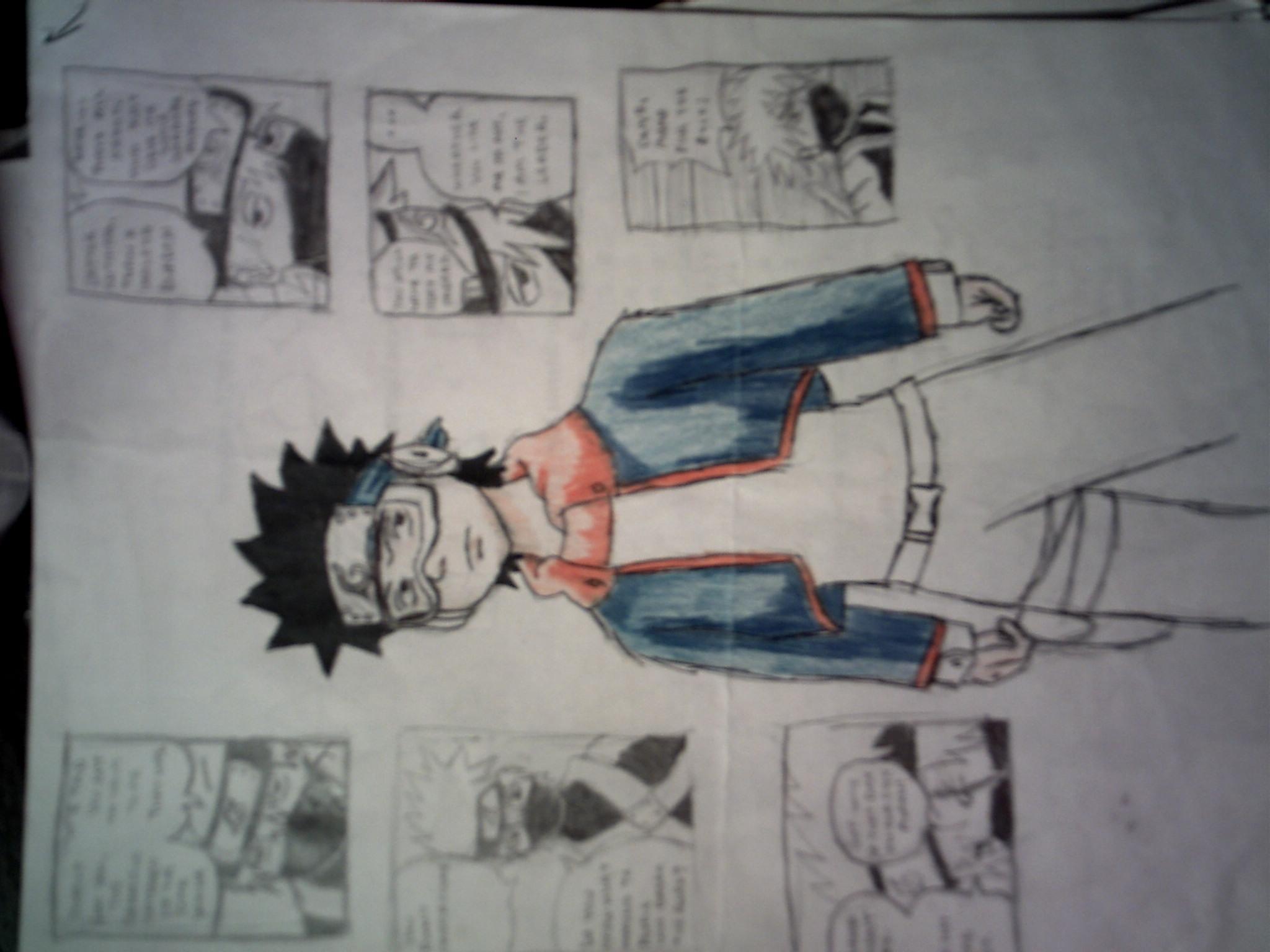 My fan art XD