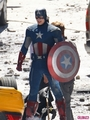 NEW set pics for avengers movie - marvel-comics screencap