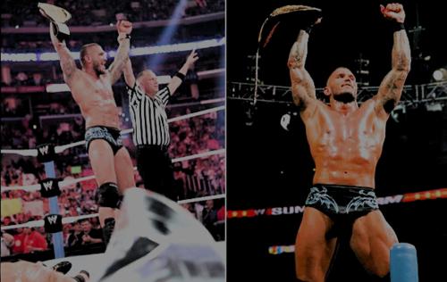 New World Heavyweight Champion! ♥