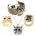 Owl Jewelry - owls photo