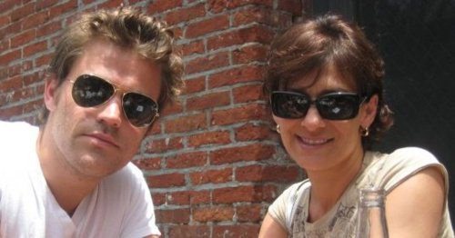 Paul with his mommy;)