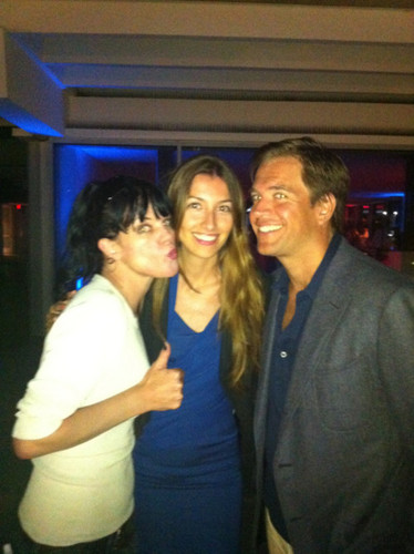 Pauley, Michael & his wife