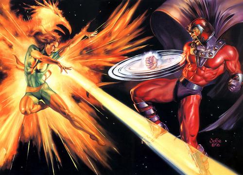 Phoenix VS. Magneto