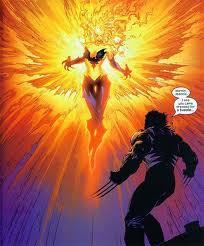 X-Men wallpaper containing anime titled Phoenix