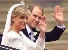 Prince Edward and Countess Sophie