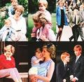 Princess Di and the Princes