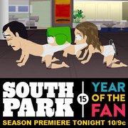 Zufällig south park promo things (: