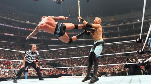 Randy Orton Vs Christian Summerslam