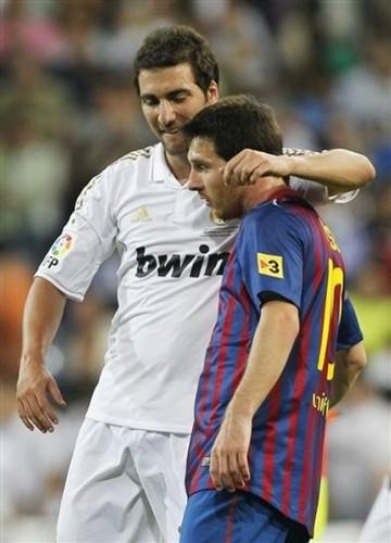 Real Madrid (2) - FC Barcelona (2)