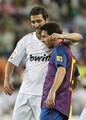 Real Madrid (2) - FC Barcelona (2) - lionel-andres-messi photo