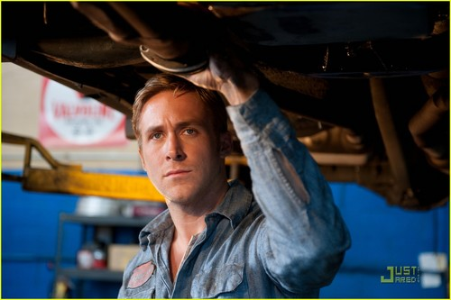 Ryan Gosling: New 'Drive' Poster & Stills!