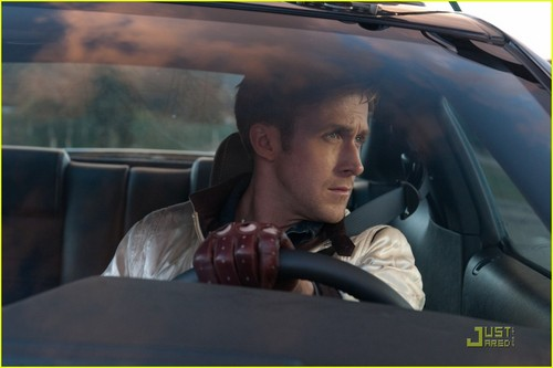 Ryan Gosling: New 'Drive' Poster & Stills!