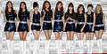 SNSD Incheon Korean Музыка Wave Festival