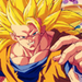 SSJ3 Goku Icon - dbz-fanfiction icon