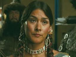 "Sacajawea's all like ""Bitch please."""