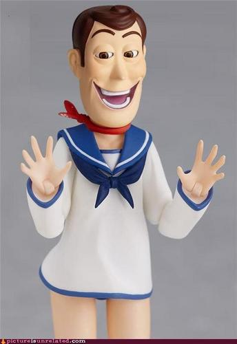 Random wallpaper titled Sailor Woody