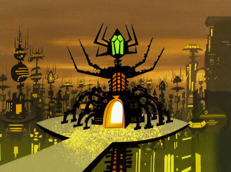 Samurai Jack Images Samurai Jack Screencaps Hd Wallpaper