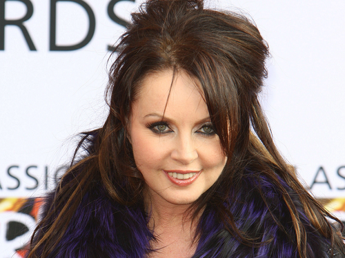 Sarah Brightman Hintergrund with a portrait titled Sarah Brightman