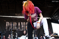 Scranton Warped Tour 2011 - paramore photo