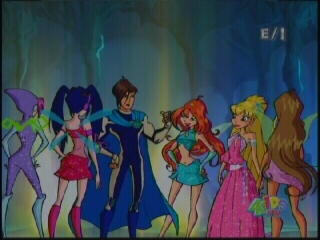 Season 3; Episode 4; Mirror Of Truth - the-winx-club