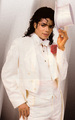 Cute in white - michael-jackson photo