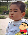 Shin-chan Look-a-Like - shin-chan photo