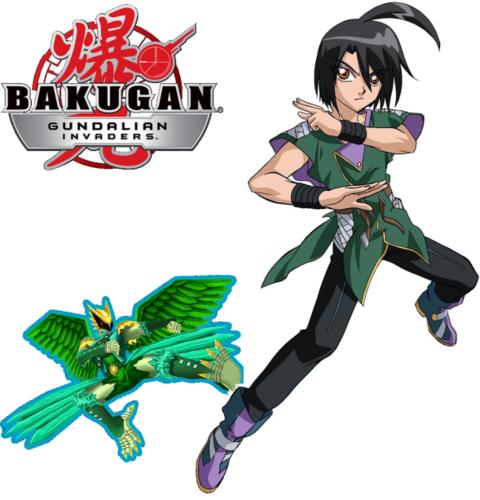Shun and Hawktor