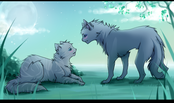 Silverstream & Graystripe