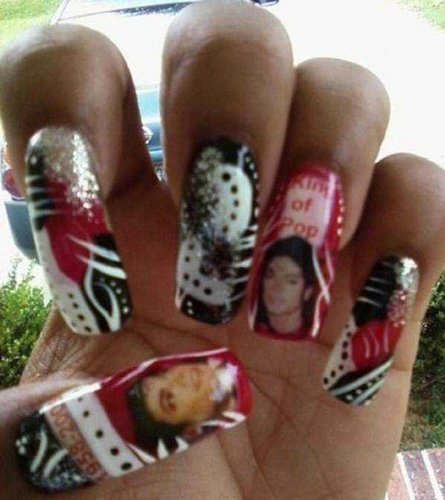 Similar nails that I had long time 이전 « ♥